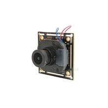 Módulo AHD HD 4 en 1 NVP2441 + IMX307 cámara CCTV 2MP placa PCB de seguridad placa PCB 1080P + Cable OSD + IRC (UTC) + lente M12