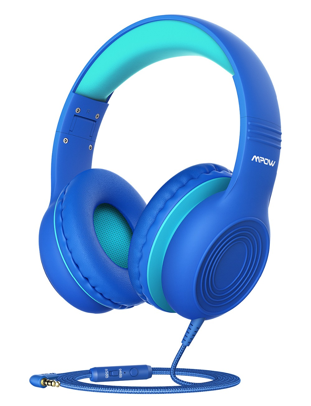 Mpow CH6 85dB Hearing Protection Headphones For Kids Over-Ear Kids Headphones With Microphone For PCiPadLaptopTabletsPhones (10)