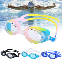 Professional Silicone Swimming Goggles Anti-fog UV Swimming Glasses for Adult Sport Eyewear Adjustable Swimming Goggles 2019 D40 aryca 2 5 diopters silicone pc swimming goggles black