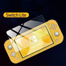 Закаленное стекло для nintendo switch lite mini nx Защитная