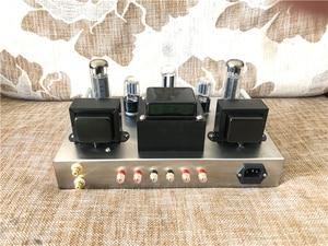 Image 3 - Sparta X1 Vacuum Tube Power Amp HiFi 6H9C+EL34+5U4CTube Amplifier KIT DIY New