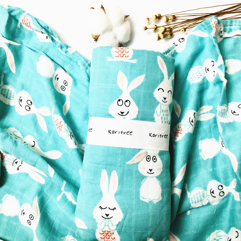 blanket 70% bamboo baby swaddle baby muslin blanket quality better than Aden Anais Baby Multi-use big diaper Blanket Infant Wrap | Happy Baby Mama
