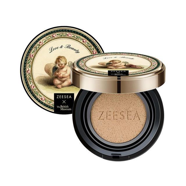 ZEESEA جديد وسادة هوائية ترطيب BB كريم الأساس الأساس تبييض الوجه كريم خافي للعيوب التمهيدي