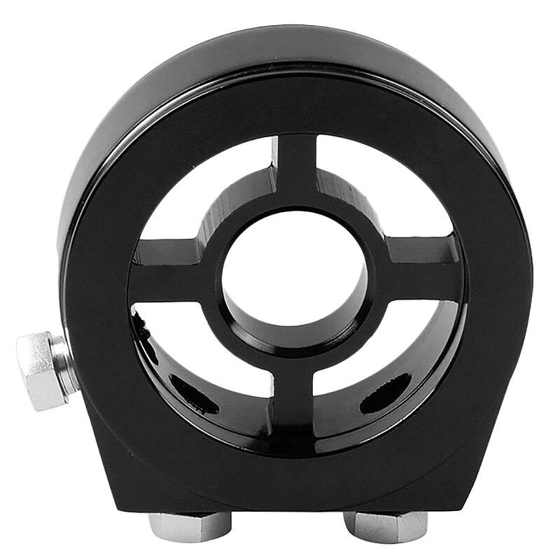 Масляный манометр фильтр Сэндвич адаптер пластина для 1/8 Npt датчик температуры