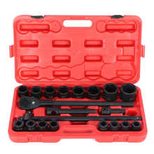 Ratchet Socket-Set Deep-Impact-Sleeve Repair-Drive-Tools-Kit Universal 6-Point 20pcs