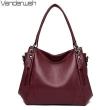 Casual Damen Tote Hand Taschen Hight Qualität PU Leder Luxus Handtaschen Frauen Taschen Designer Frauen Schulter Tasche Bolsas De Mujer