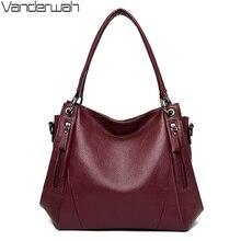 Casual Ladies Tote Hand Bags Hight Quality PU Leather Luxury Handbags Women Bags Designer Women Shoulder Bag Bolsas De Mujer