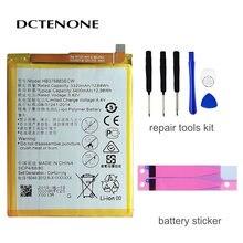 Реальный аккумулятор для телефона dctenor hb376883ecw huawei