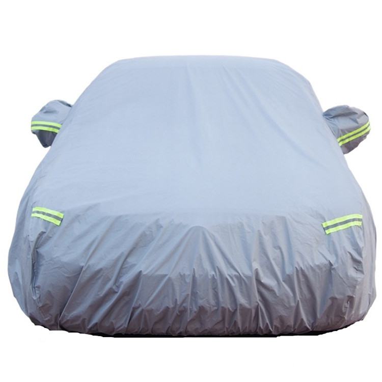 Car-Clothing Sunscreen Thickened Waterproof Cotton Peva And Manual