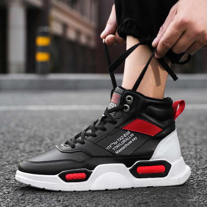 Năm 2020 Nam Giày Thể Thao Thoáng Khí Cổ Chân Giày Ace 2 Tinh Chất Thời Trang Huấn Luyện Viên Ra Màu Trắng Sang Trọng Thiết Kế Nyfw Huấn Luyện Viên