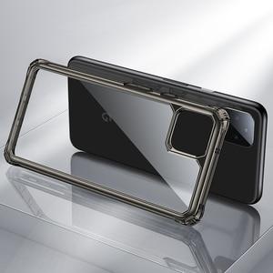 Image 5 - ESR Transparent Protect Case for Google Pixel 4 XL Black Orange Brand Clear Shockproof Protective Phone Cover for Google 4XL