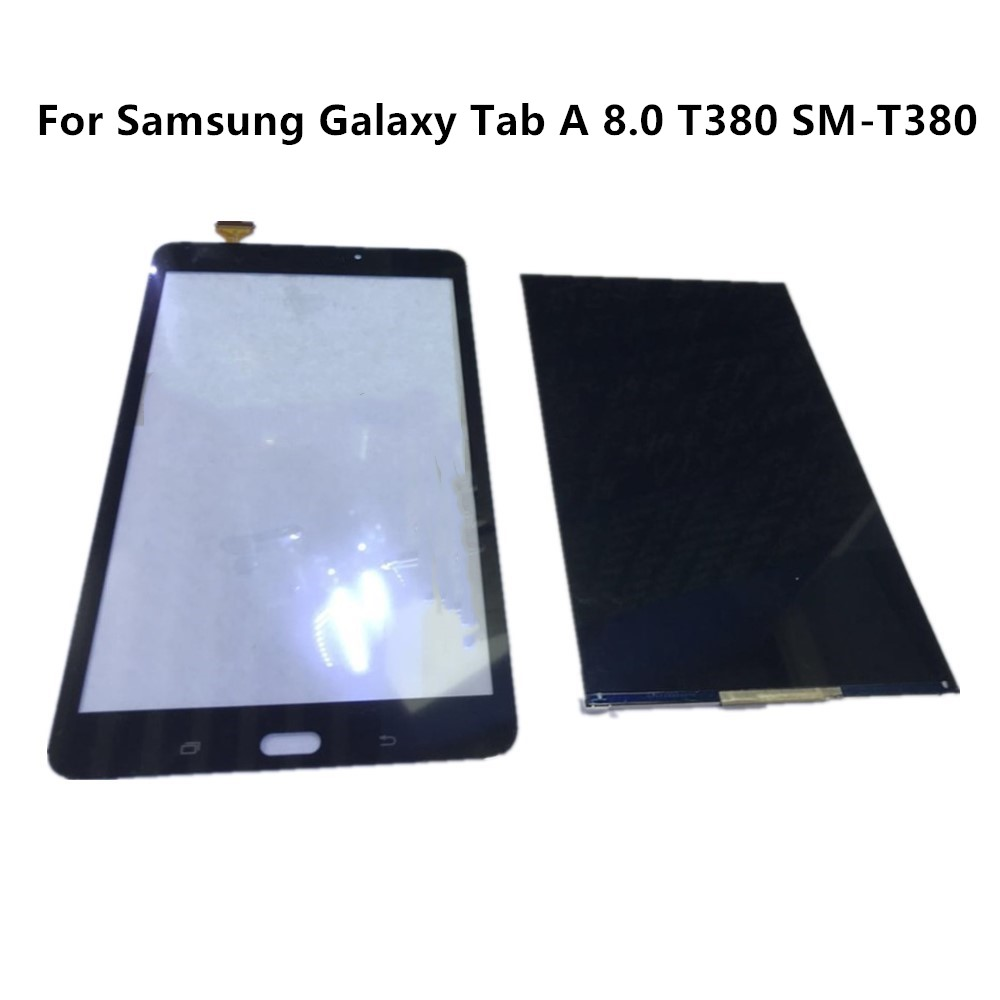 "Samsung Galaxy Tab A 8"" SM-T380 Original Back Cover Housing Camera Lens Part"