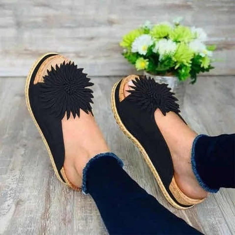 2021 sandálias femininas multicolorido sapatos de caminhada