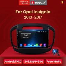 Junsun V1 Android 10,0 DSP CarPlay Auto Radio Multimedia reproductor de Video estéreo para coche GPS para Opel Insignia 2013-2017 2 din dvd