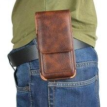 Поясная сумка для телефона чехол для мобильного телефона для iphone 6/6s/iphone 7 Plus/8 Универсальный 4,7/5,5 дюйма поясная сумка Для мужчин поясная сумка для iphone 6 6s 7 8 Plus