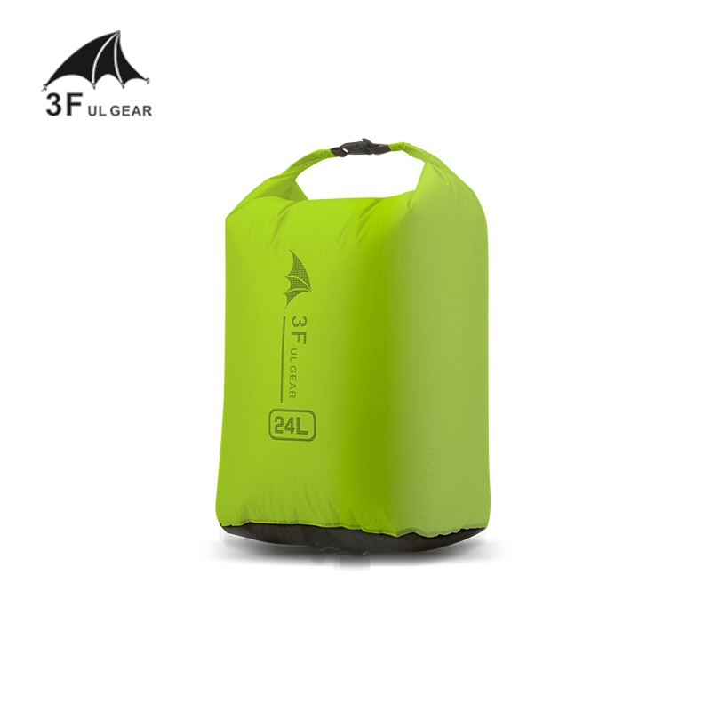 3F UL Gear Foldable Compression Dry Bag Waterproof Lightweight Storage Bag For Outdoor Drifting Rafting Swimming 12L 24L 36L