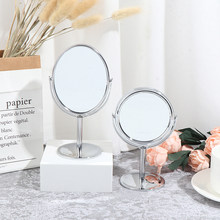 Make-Up Compacte Spiegel Vergroting Tafelblad Vanity Tafel Ronde Spiegel Dubbelzijdig Make-Up Tool Make-Up Spiegel