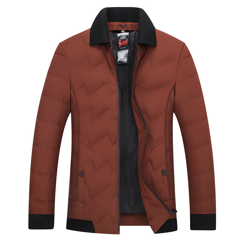 10XL 8XL 6XL White Duck Down Men's Winter Jacket Ultralight Down Jacket Casual Outerwear Snow Warm Fur Collar Brand Coat Parkas