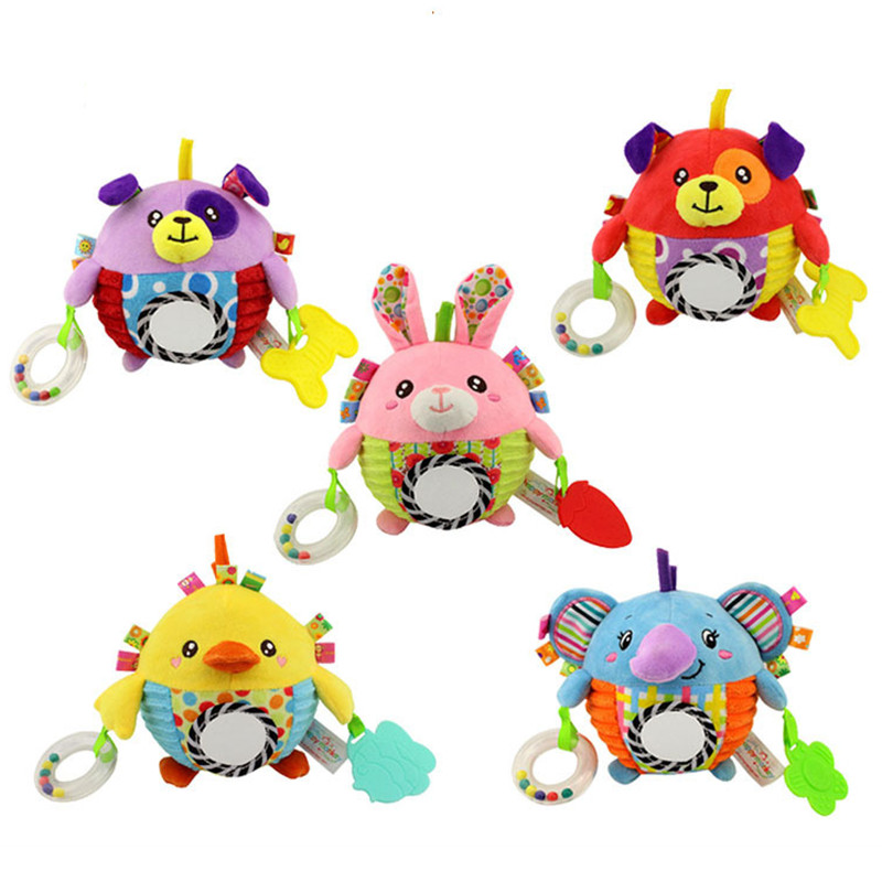 Baby Hanging Toys For Stroller Pram Crib Craddle Baby Toys Rattles Developing Toys Baby Mobile Toys For Toddlers Baby Toys Plush