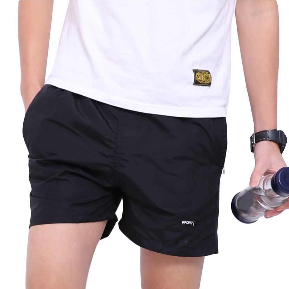Summer Mens Shorts Casual Cotton Slim Bermuda Masculina Beach Shorts Joggers Trousers Knee Length Short Casual P