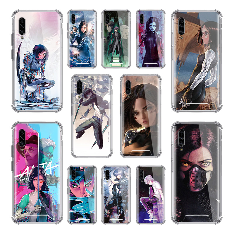 <font><b>Ghost</b></font> <font><b>In</b></font> <font><b>The</b></font> <font><b>Shell</b></font> <font><b>Case</b></font> for Samsung Galaxy A50 A70 A70s A50s A40 A30 A20e A20s A10s A10 Airbag Antil Phone Covers image