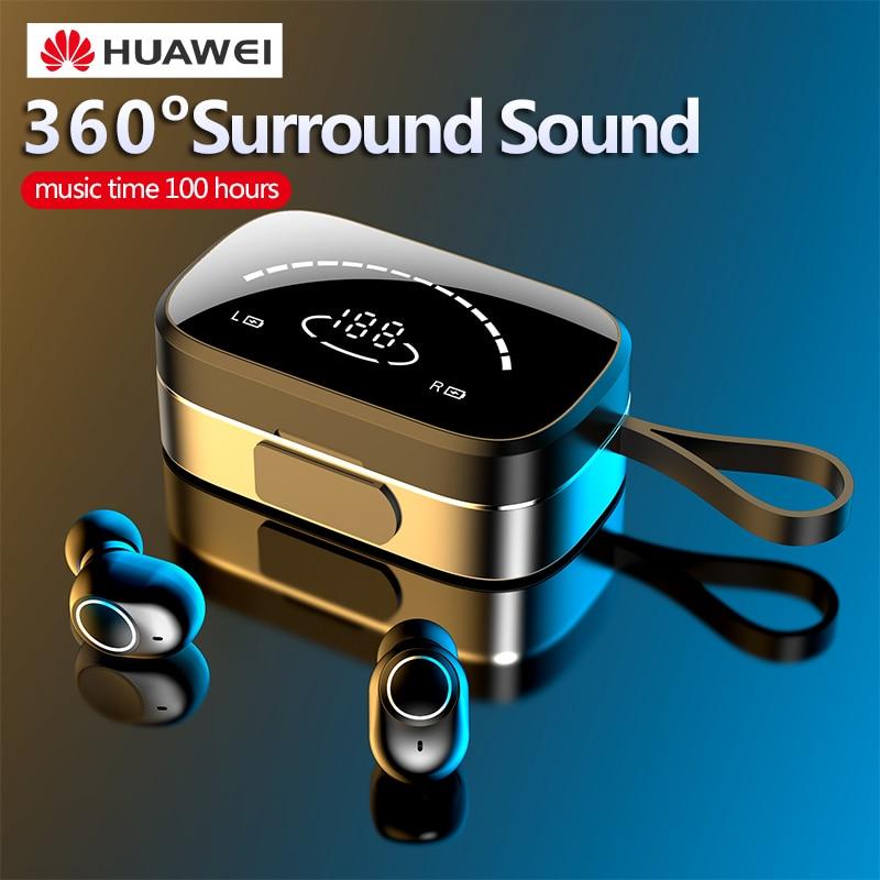 Беспроводные наушники TWS Blutooth 5,0 для Huawei p40 mate 20 nova 7 Honor 30 pro, спортивные наушники для бега, шумоподавляющие наушники Xiaomi