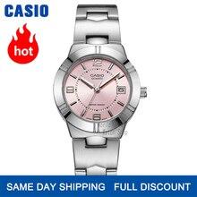 часы женские Casio часы лучший бренд класса люкс 30 м Водонепроницаемый Кварцевые часы женские дамы Подарки Часы Спортивные часы relogio feminino reloj ...