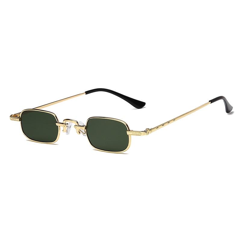 Купить солнцезащитные очки в стиле ретро для мужчин и женщин небольшие