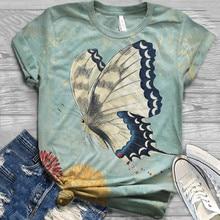 Women 3D Animal Printed T Shirt Short Sleeve O-Neck Tops Tee