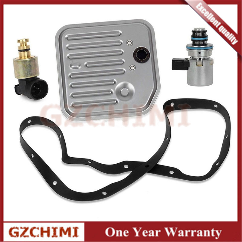 42RE 44RE Jeep Grand Cherokee 4.0L Transmission Solenoid Upgrade Package 2000+