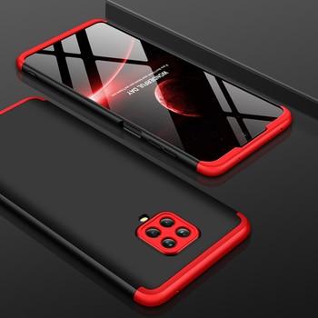 Перейти на Алиэкспресс и купить Чехол для Xiaomi Redmi Note 9S, жесткий матовый Защитный Гибридный чехол 3 в 1, защитный чехол для xiaomi redmi note 9 pro max 9s