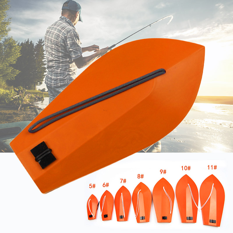 Fishing Tool Boat Adjustable With Thread Diving Trolling Board Artificial Bait