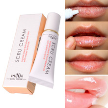Lip Exfoliating Moisturizing Repair Lips Plumper Dead Skin Gel Removal for Men and Women lip Care tools TSLM1