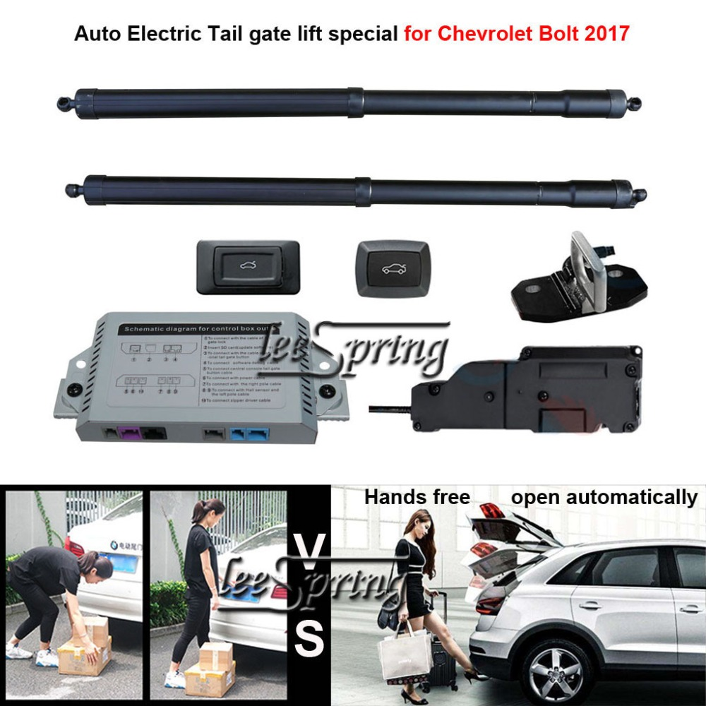 Car Electric Tail Gate Lift Special For Chevrolet Bolt 2017 Easily For You To Control Trunk