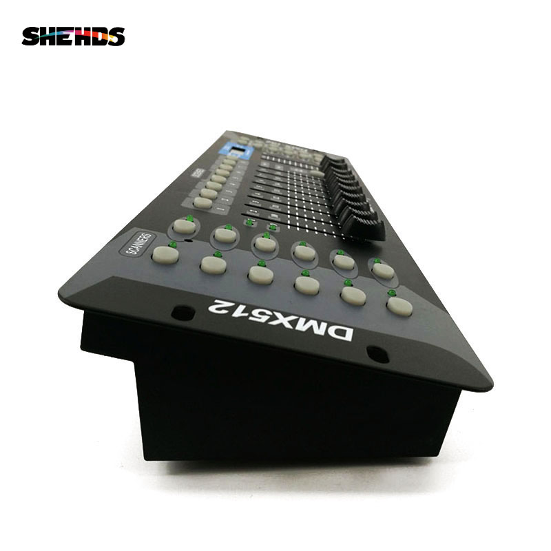 Free shipping NEW 192 DMX Controller Stage Lighting DJ equipment DMX Console for LED Par Moving Head Spotlights DJ Controller