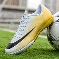 Лев крик футбольная обувь для мужчин газон шипованные  футбольные для мальчиков женские спортивные кроссовки спортивные взрослые бренд пр...