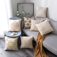 50x50cm Europe America Whole Twine Pattern Pillowcase Home Sofa Living Room Decoration Cushion Hotel Villa Pillow фреска the whole room room america syz003a