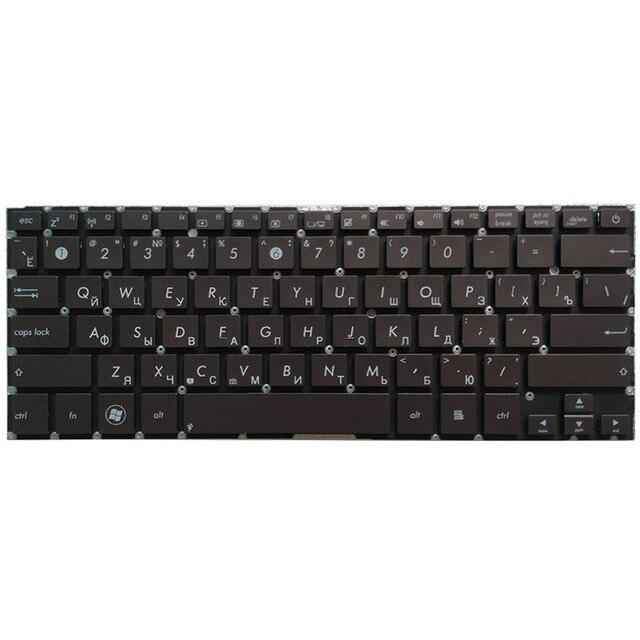 Nouveau clavier dordinateur portable UK pour Asus UX31 UX31A UX31LA UX31E argent sans rétro-éclairé/cadre