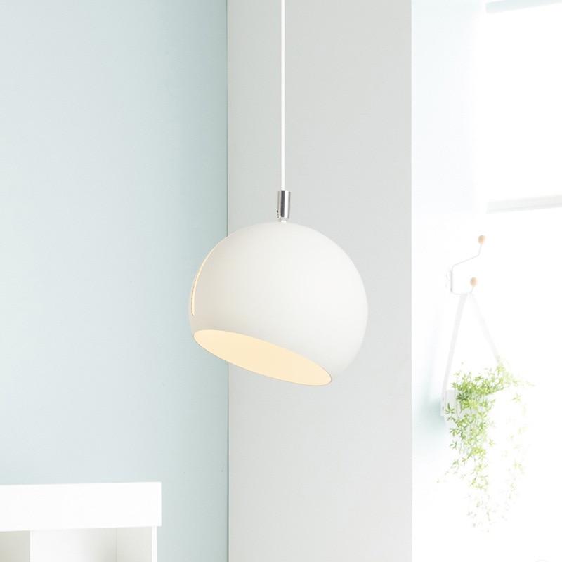 Nordic Eisen Ball Anhänger Licht Moderne Hängen Lampe Industrielle Decor Suspension Leuchte Schlafzimmer Esszimmer Küche Leuchte