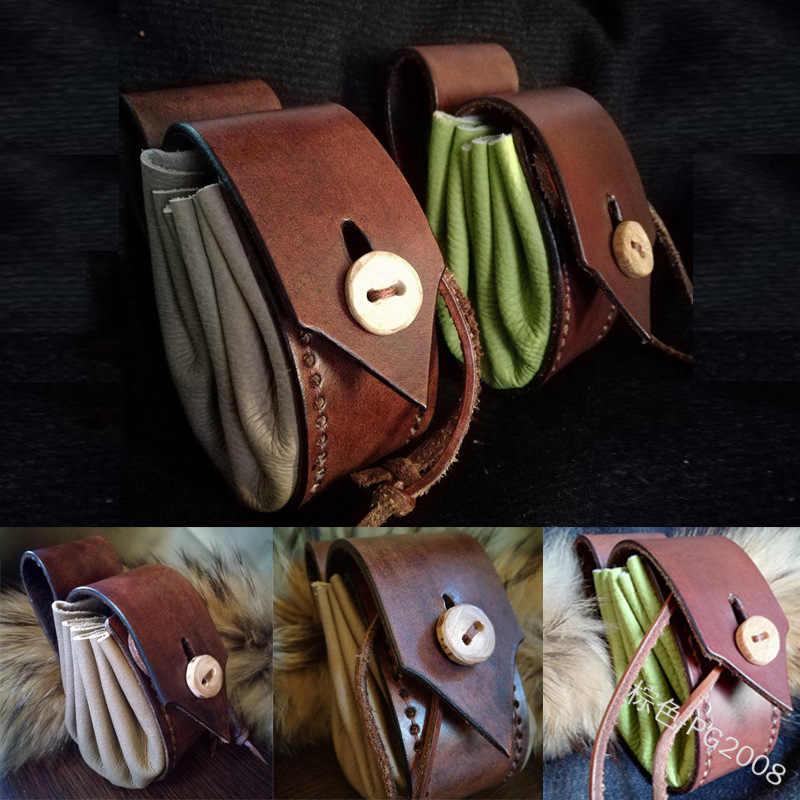 18/% DISCOUNT Celtic War Bag; Medieval Men/'s Pouch; Viking Leather Bag; Medium bag; Medieval Embossed War Bag