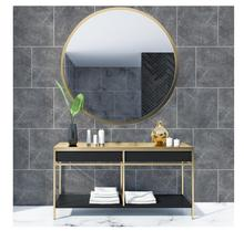 Artificial marble Wall Sticker Waterproof Vinyl Wall Tiles Sticker Self-Adhesive Bathroom Kitchen Wall Stair Tile Sticker gray wood vinyl film waterproof tile flooring kitchen bathroom self adhesive flooring tile wall tile sticker