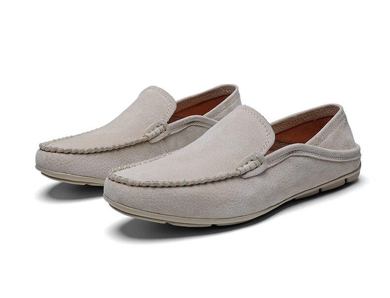Men's shoes fashion Lefu shoes solid color casual shoes small size 36 37 wear resistant rubber sole shoegx