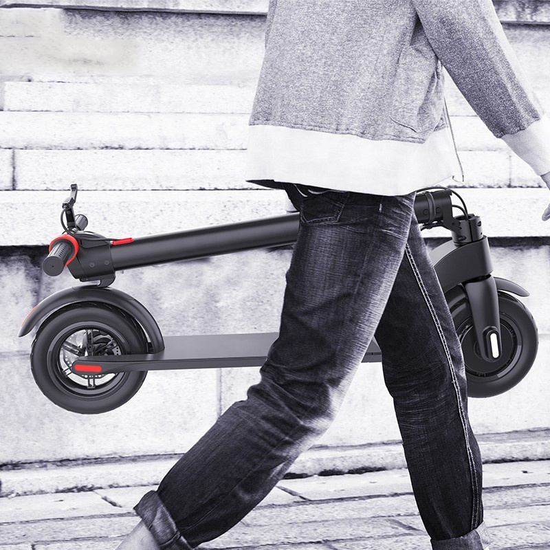 <font><b>350W</b></font> 8.5inch <font><b>Electric</b></font> <font><b>Scooter</b></font> Smart e <font><b>Scooter</b></font> Skateboard Mini Foldable Hoverboard Patinete Electrico Adult 25km Battery image