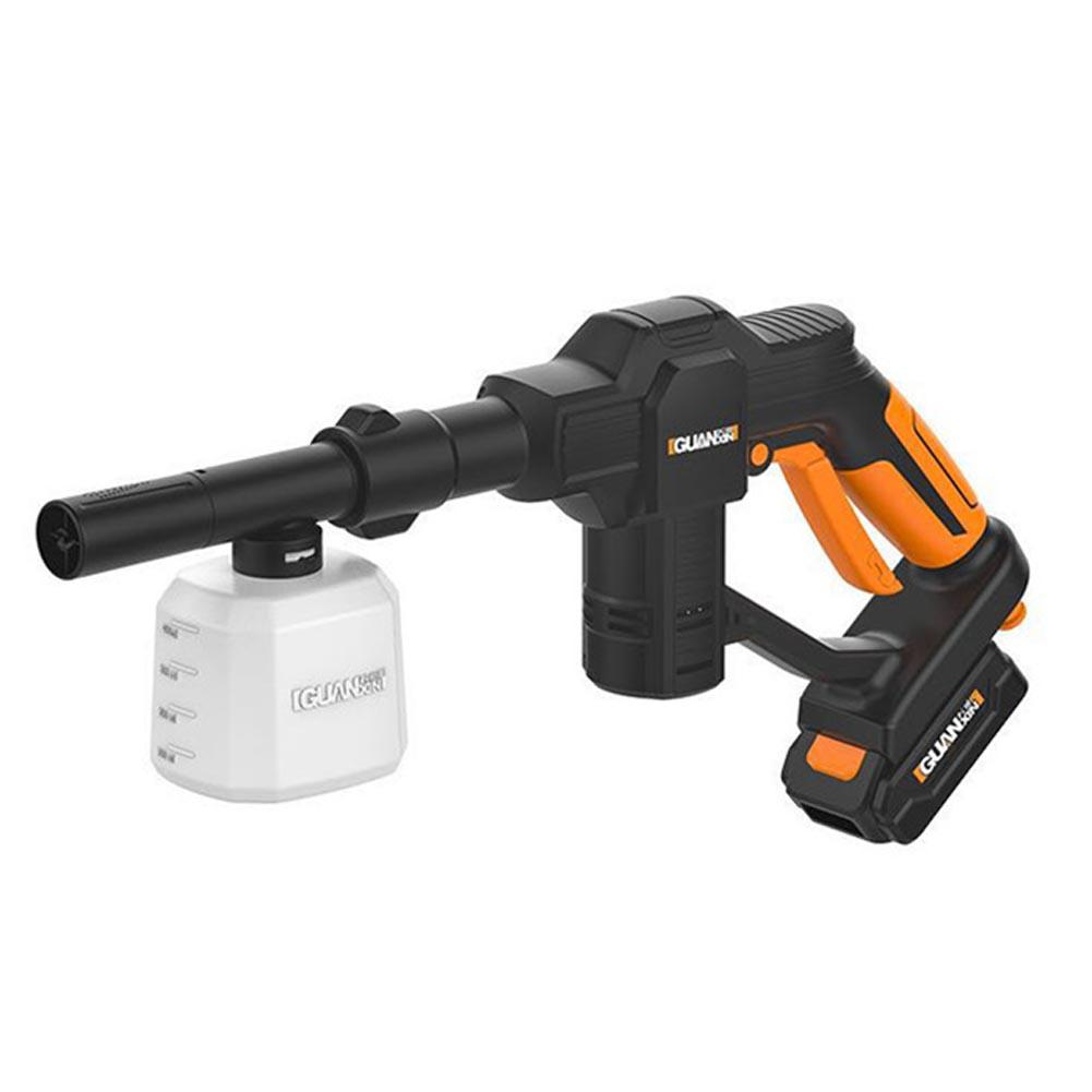 Cleaner Accesories Car-Washer Auto-Spray Lithium-Battery Water-Car Handheld Rechargeable