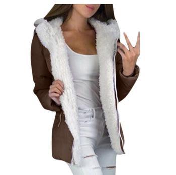 Damskie ciepłe zimowe płaszcze nowe Ultra lekkie białe puchowe płaszcze Slim zimowa kurtka pikowana przenośna wiatroodporna kurtka puchowa tanie i dobre opinie Na co dzień Osób w wieku 18-35 lat zipper Pełna COTTON Poliester Z wełny STANDARD Czesankowej Szczupła Stałe WOMEN