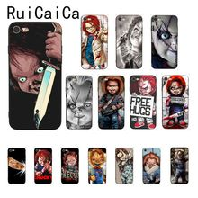 цена на Ruicaica CHUCKY HORROR CHURSE OF CHUCKY CHILDS PLAY MOVIE Phone Case for iPhone X XS MAX  6 6s 7 7plus 8 8Plus 5 5S SE XR