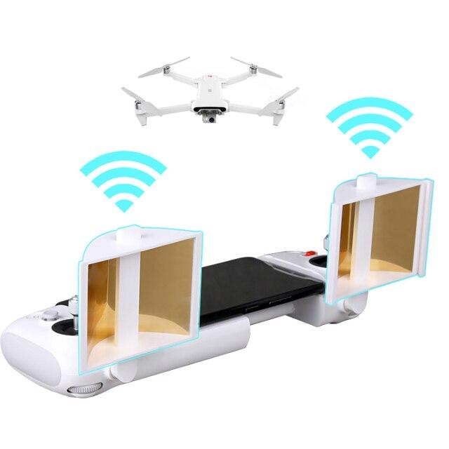 Pour FIMI X8 SE télécommande amplificateur de Signal MI 4K A3 Drone 4 pièces