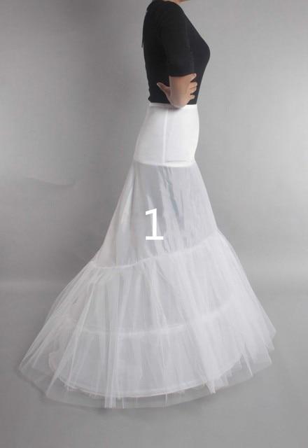 Wedding Petticoat Crinoline Slip Underskirt Bridal Dress Hoop Vintage Slips 2