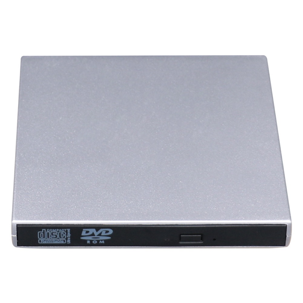 External DVD Drive Optical Drive For Laptop USB High Speed CD VCD DVD Player Optical Drive Writer CD-RW Burners Writer Reader
