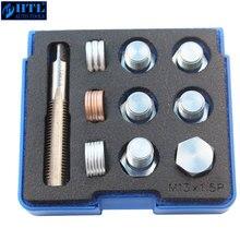 M22にM13 × 1.25 × 1.5ミリメートル (ピッチ) タップ & オイルドレンプラグ修理ボルト選択M13 M15 M17 M20 M22